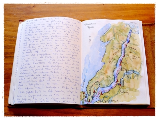 Why keeping a travel journal letters from the field what i am asking you what if not the perspective to write about it in the journal could be a better reason to take on the adventure of yet another solutioingenieria Images